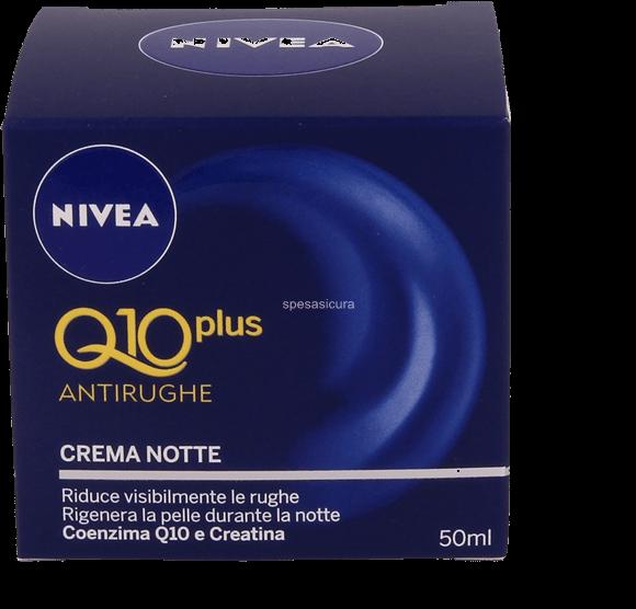 NIVEA Q10 ANTIRUGHE NOTTE ML.50 - MammaPack